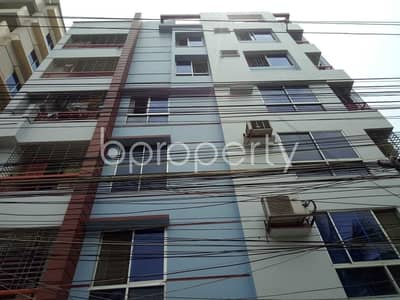 Near Kacha Bazar 1400 SQ FT flat for rent in Uttara