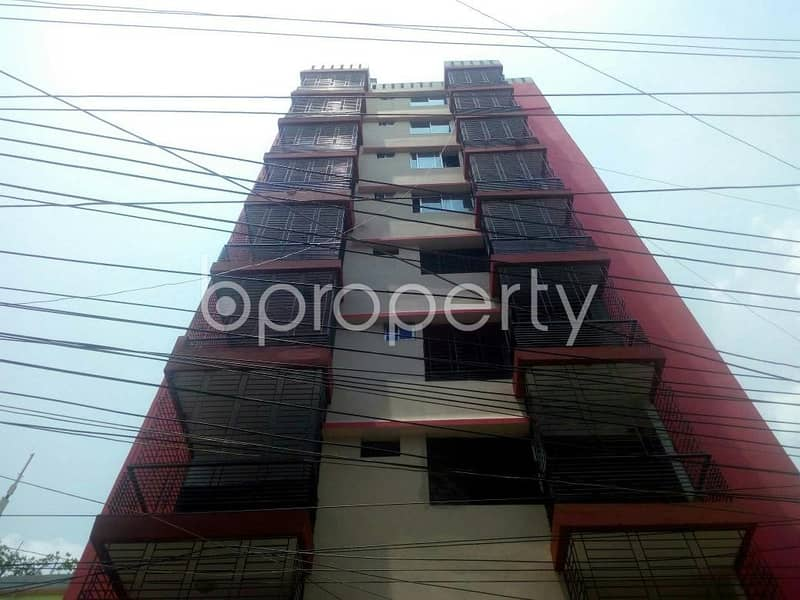 Apartment of 1285 SQ FT for rent in Rampura, near Dutch-Bangla Bank Limited | ATM Booth