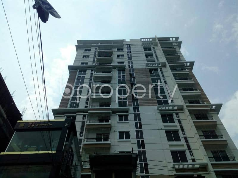 1569 SQ FT flat for rent in Police Line near Police Line High School