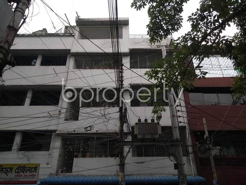 700 SQ FT flat for rent in Mohammadpur near Dutch-Bangla Bank Limited (DBBL)