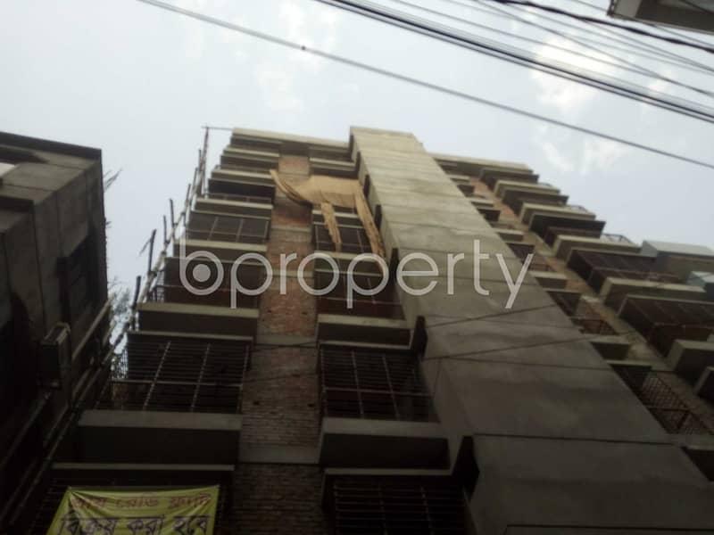 1214 Sq Ft Flat For Sale In Badda Near Khilbarirtek Islamia High School