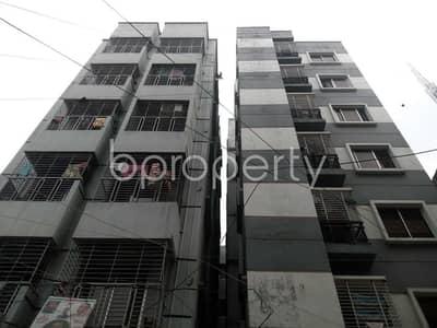 Near Kacha Bazar 1200 SQ FT flat for rent in Mohammadpur