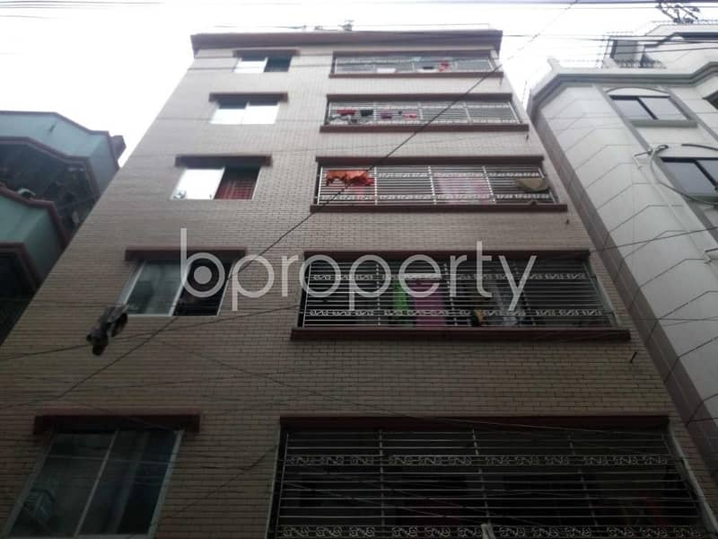 982 SQ FT flat for rent in Mohammadpur near mosque