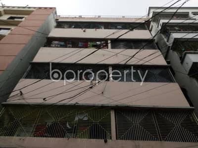 880 SQ FT flat for rent in Mohammadpur near Prominent Housing Baitul Abrar Jame Masjid