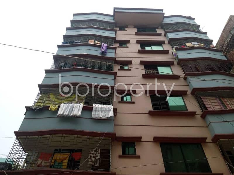 930 SQ FT flat for rent in Mohammadpur near PC Culture Housing Society Jam-E-Masjid