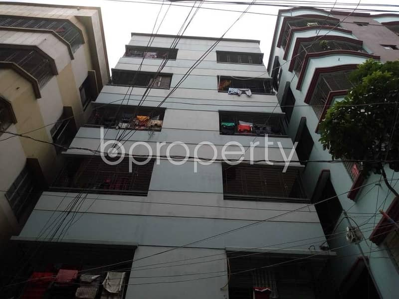 1200 SQ FT Apartment for Rent in Mohammadpur nearby Central Mosque