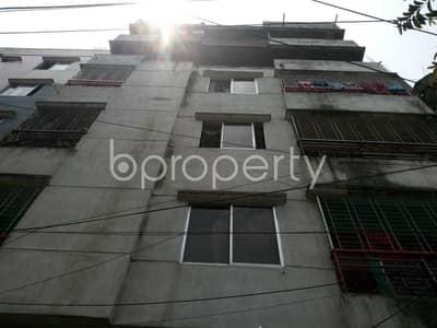 795 SQ FT flat for rent in Shekhertek near Prominent Housing Baitul Abrar Jame Masjid