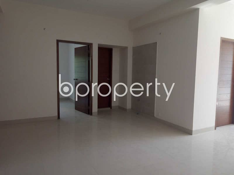 A Nicely Planned Flat Is Up For Sale In Uttara Nearby International Hope School Bangladesh