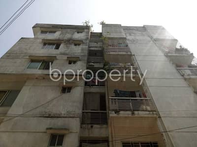 At Mohammadpur 1100 Square feet flat for Rent close to Jame Masjid
