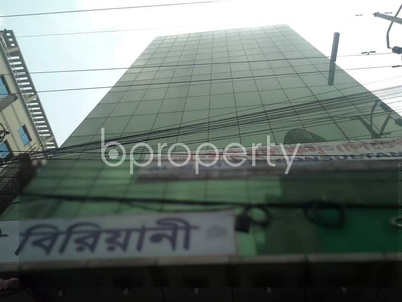 This 1300 Sq. Ft. shop is up for sale in Shahjadpur near to Mubassara Jaman Homes Mosque