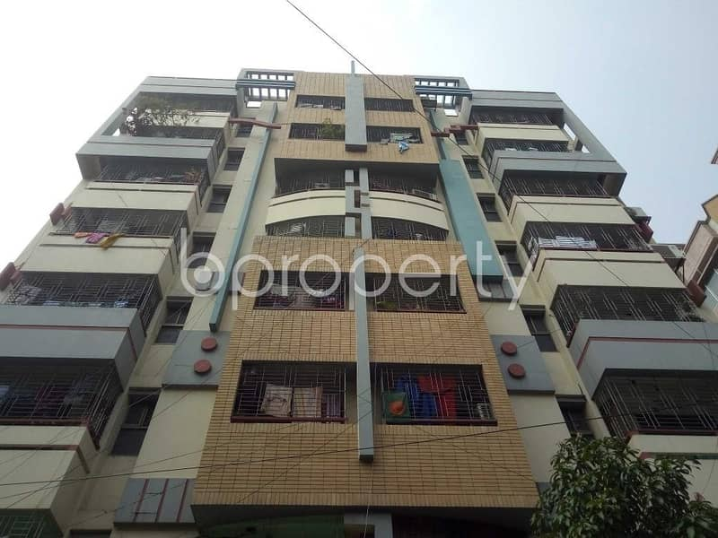 Flat For Rent In Lalmatia Near National College Of Home Economics