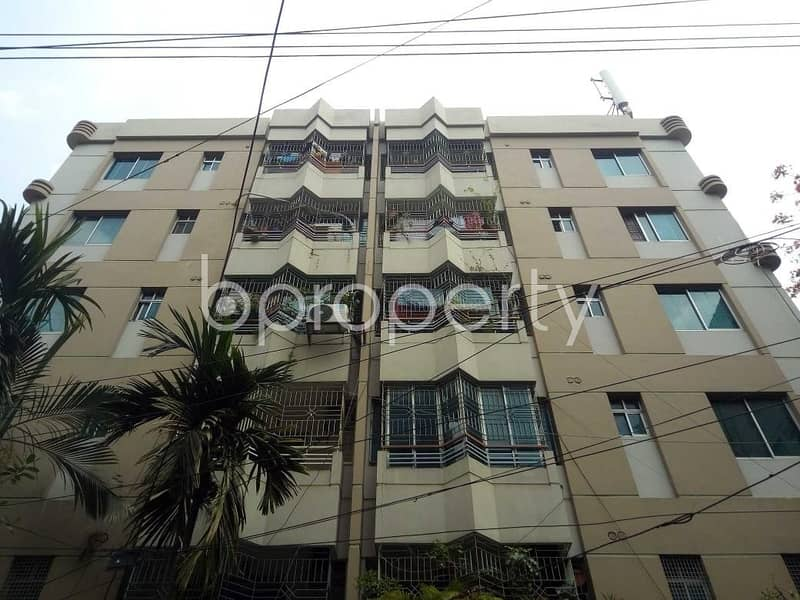 In Lalmatia 1860 Sq Ft Apartment Can Be Found For Rent Near Euro-bangla Heart Hospital