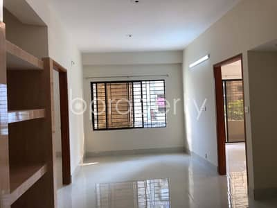 A Designed Home For Rent, To Live In A Calm Area, Bashundhara R-A