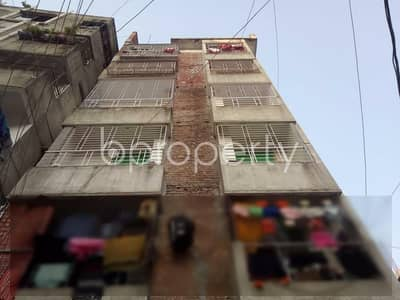 Visit this apartment for sale of 1100 SQ FT in Mohammadpur near Shahnaz Pharmacy