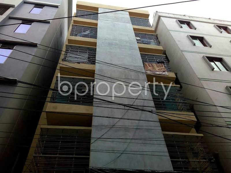 745 SQ FT flat for Rent in Pahartali near Pahartali Jame Masjid