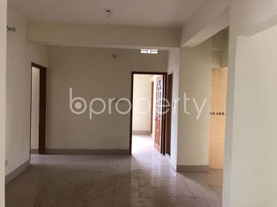4 Bedroom Flat for Sale in Mirpur, Dhaka - Well Designed Apartment for Sale in Mirpur near Sher-e-Bangla National Cricket Stadium
