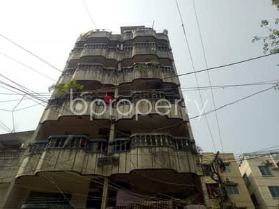 Well Developed Flat Is Up For Rent In Lalmatia Nearby Mohammadpur Police Station