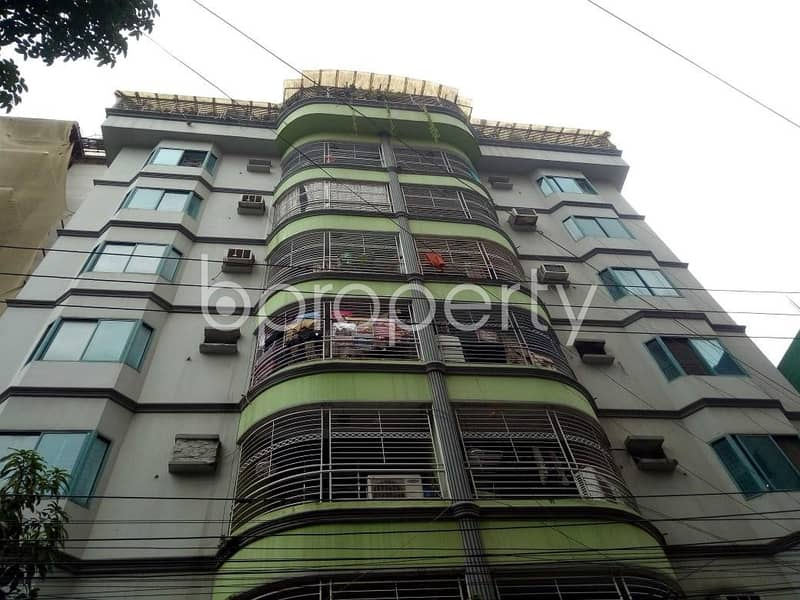 At Lalmatia flat for Rent close to Jame Masjid