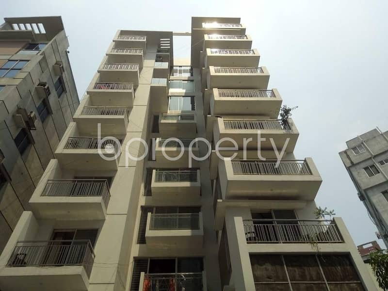 Flat For Sale In Lalmatia Block C Near National College Of Home Economics