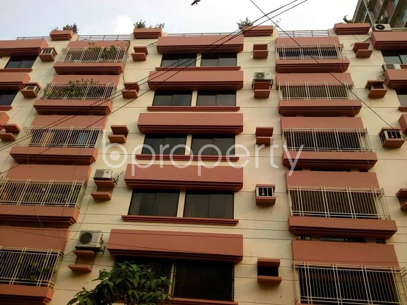 This 1850 SQ Ft apartment ready for sale at Dhanmondi, near Marie Curie School