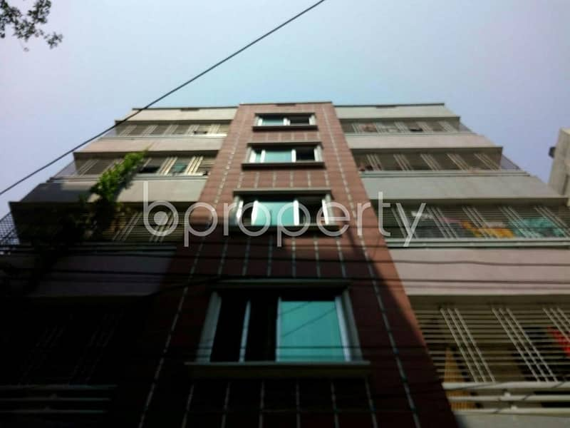 Take This 1000 Sq Ft Residential Flat Is For Rent At Jhautola Area Nearby Moon Hospital Limited