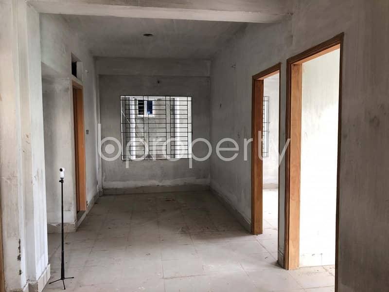 Visit This Apartment For Sale In Mohammadpur Near Kaderabad Housing Estate Jam-e-Masjid.