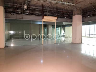 Properly Built Shop for Rent in Bashundhara R-A near Bank Asia Limited