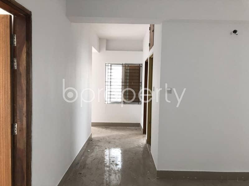 Wonderful Flat for Sale in Shahjahanpur near Gaosul Azam Jame Masjid