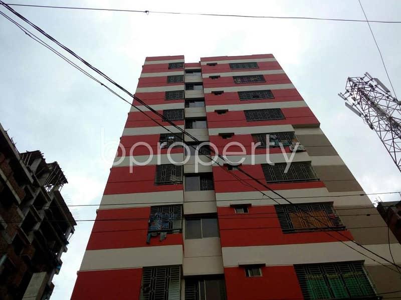 1140 SQ FT flat for Rent in Thakur Para close to Kacha Bazar