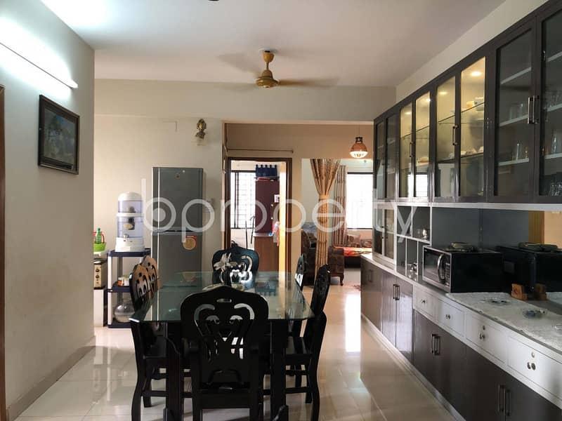 Convenient Apartment for Sale in Dhanmondi near Meena Bazar