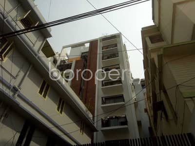 This 1650 SQ Ft apartment up for rent in Lalmatia, near Winsome School & College