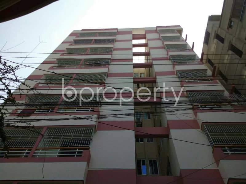 1060 SQ FT apartment for rent near Dutch-Bangla Bank Limited | ATM Booth, in Jhautola