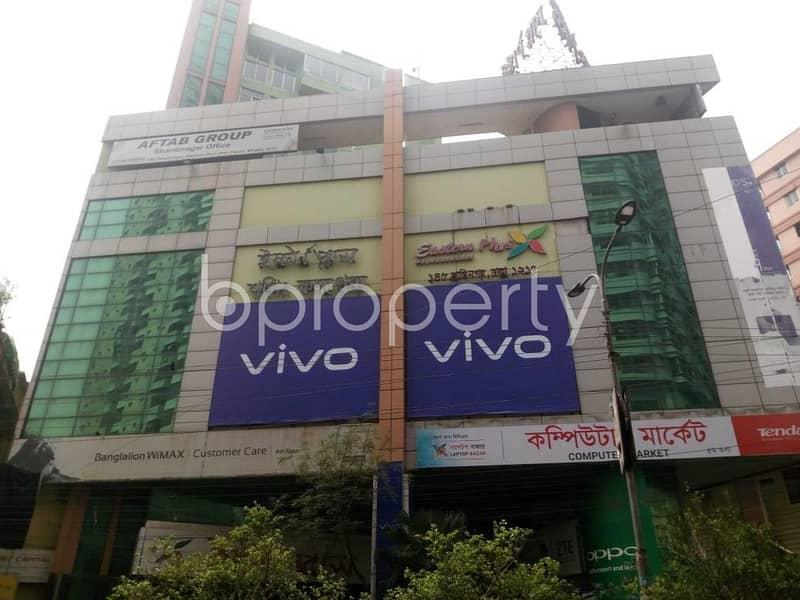130 Sq Ft Ready Shop To Rent In Shantinagar Road, Shantinagar, Dhaka
