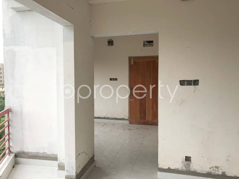 Elegant Apartment for Sale in Maghbazar near BRAC Bank Limited || ATM Booth