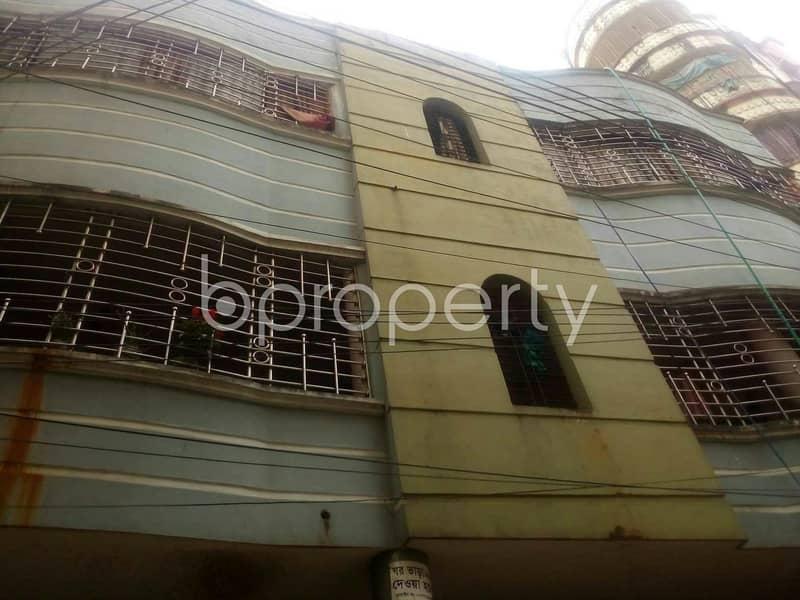 850 SQ FT apartment for rent in Chasma Hill R/A, near Dutch-Bangla Bank atm
