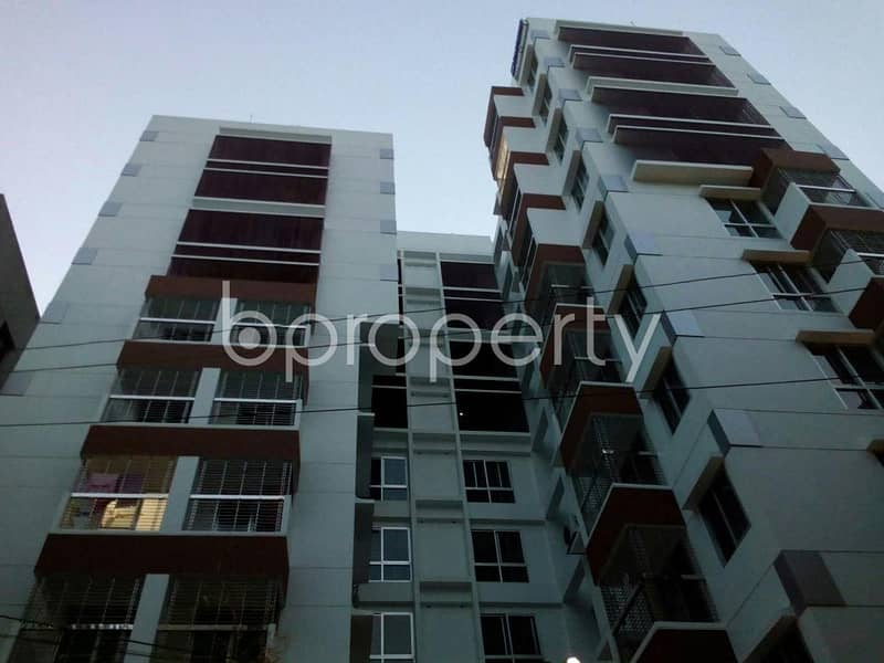 2230 SQ Ft apartment is ready for sale at Dhanmondi, near Bangabandhu Memorial Museum