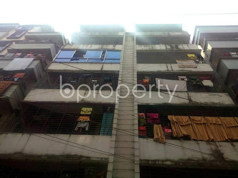 Apartment for sale includes 900 SQ Ft at South Baridhara Residential Area, near Asian Hospital