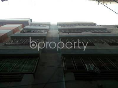 In Jhautola, a 600 SQ FT apartment for rent is available, near Dutch-Bangla Bank Limited | ATM Booth