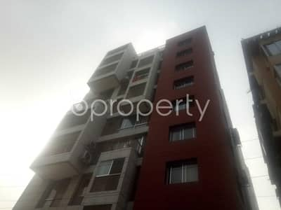 Reside Conveniently In This Well Constructed 1800 Sq Ft Flat For Rent In Baridhara, Near South Point College