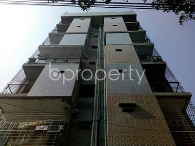 Find your desired apartment at this 900 sq ft ready flat for sale at atipara nearby al-arafah islami bank ltd.