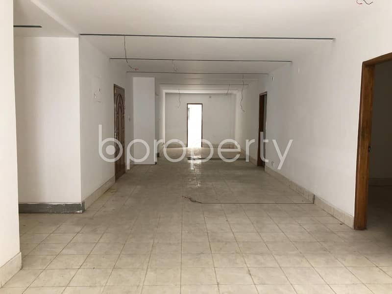 A Proper Commercial Office for rent in Baridhara DOHS near Anannya Shopping Complex