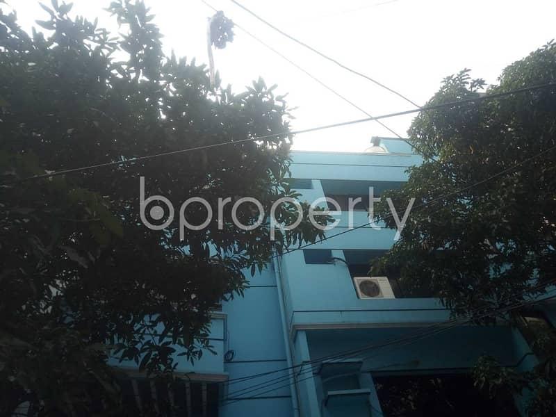 1500 SQ FT apartment for rent in Baridhara DOHS, near DOHS Baridhara Masjid
