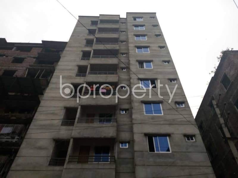 903 SQ Ft apartment for sale is all set for you to settle in Maniknagar close to Maniknagar Model High School