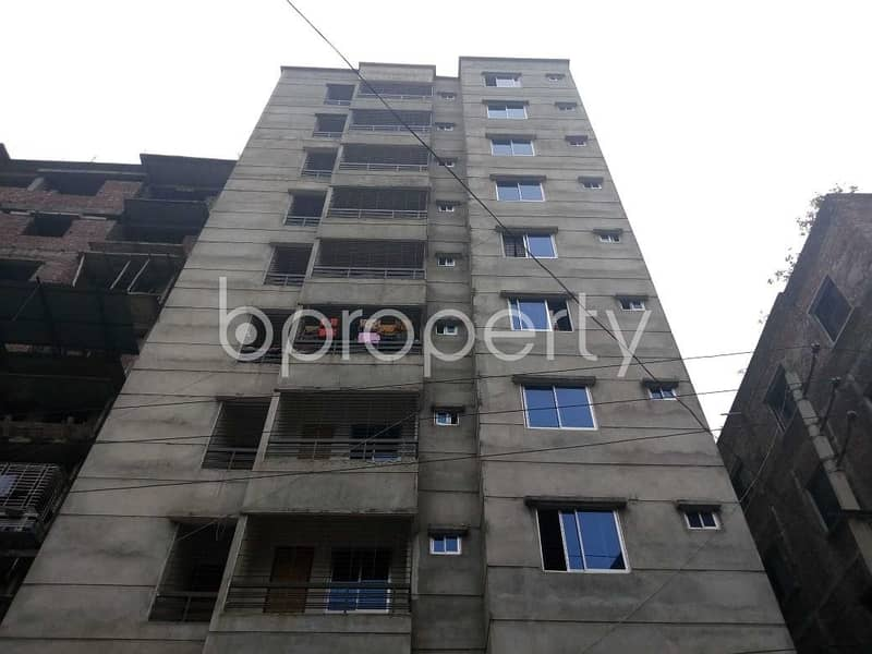 1047 SQ Ft apartment for sale is all set for you to settle in Maniknagar close to Maniknagar Model High School