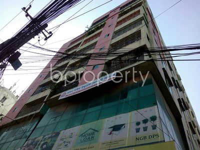 Visit this apartment for sale covering an area of 1200 SQ FT in Muradpur near Janata Bank Limited