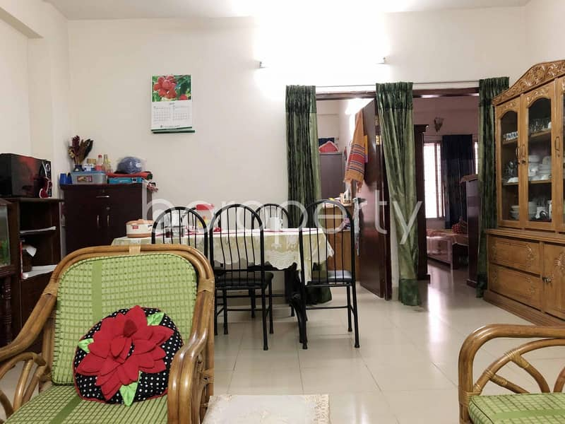Admirable Apartment Is Up For Sale At Shiddheswari Nearby Siddeshori Boys School