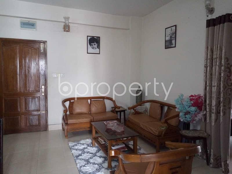 Classic Flat In Shiddheswari Is Now Up For Sale Nearby Siddeshori Boys School