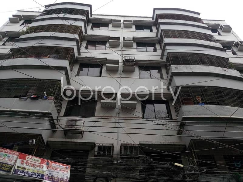 1100 Sq Ft Nice Flat In Kalabagan Is Now For Sale Nearby Masjid-e-baqquatil Mubaraquah