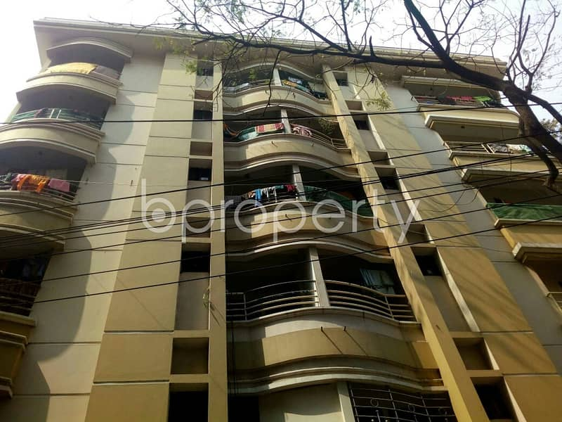 1300 SQ FT flat for Rent in Panchlaish near Panchlaish Jame Masjid