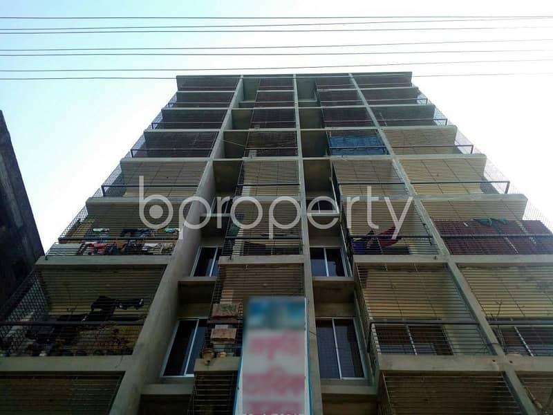 1162 SQ FT apartment is up for sale in Race Course, near Cumilla Markaj Mosjid